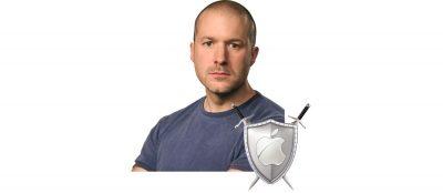 Sir Jony Ive of Apple