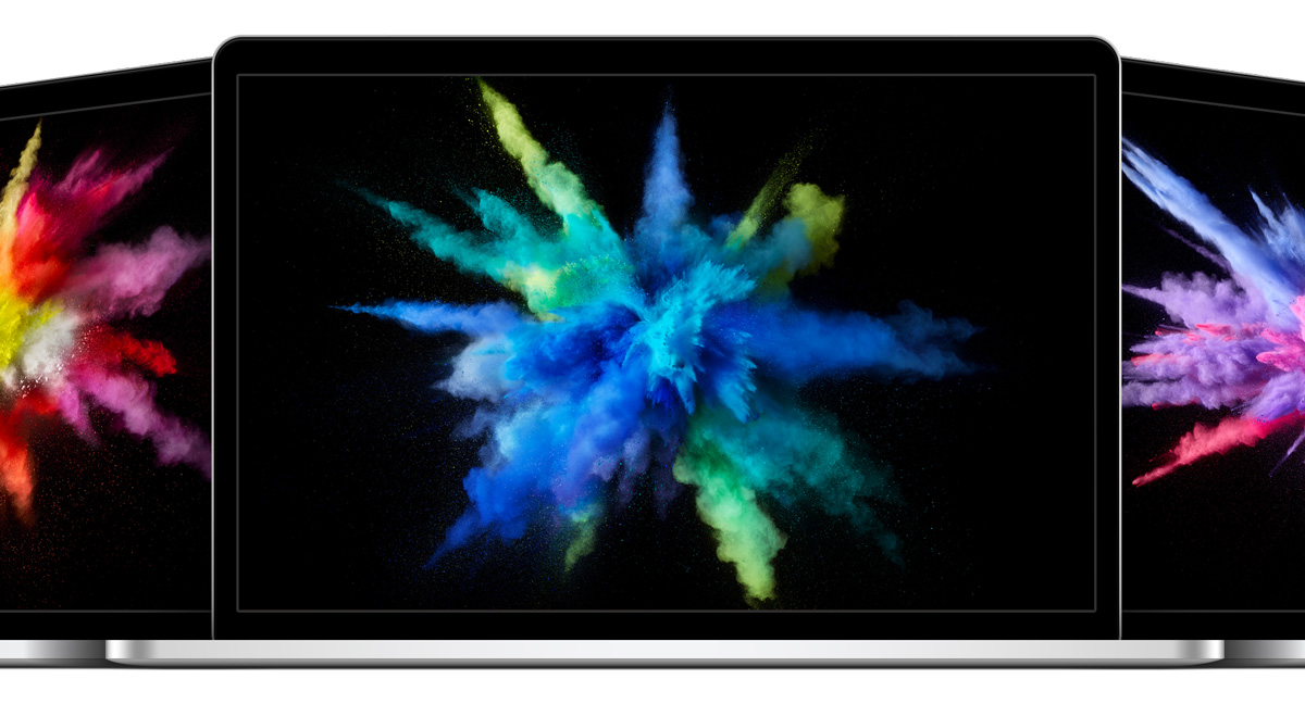 Grab The New Ios Inspired 5k Color Burst Wallpapers For Mac