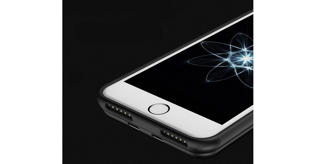 Mahri Case for iPhone (Kickstarter) with 2 Lightning Ports, Battery, Wireless Charging