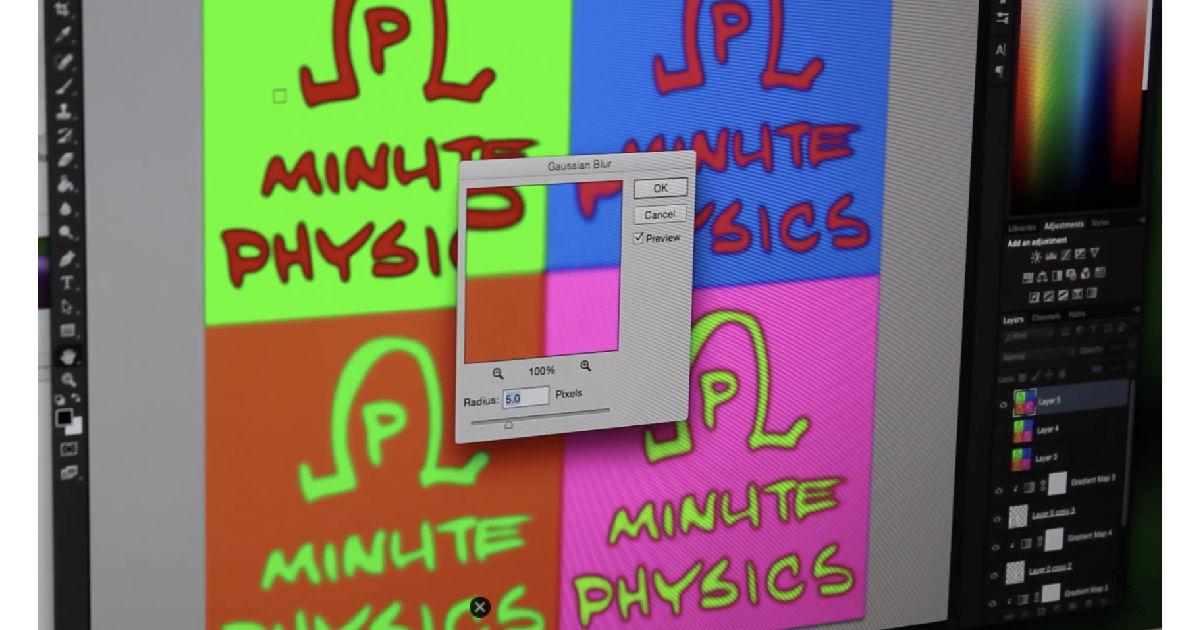 MinutePhysics explains why computer color is borken