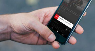 netflix offline iphone