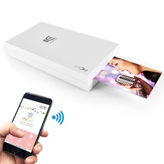Pyle Announces Wireless Portable Instant Photo Printer for iOS and Android