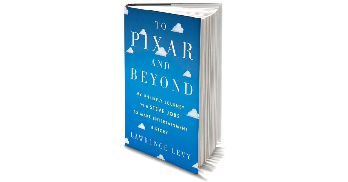New Steve Jobs Book Written by Pixar CFO