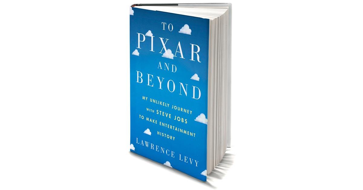 New Steve Jobs Book Written by Pixar CFO