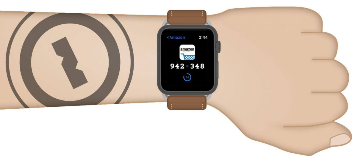 1Password 6.5 for iOS Adds Native Apple Watch App