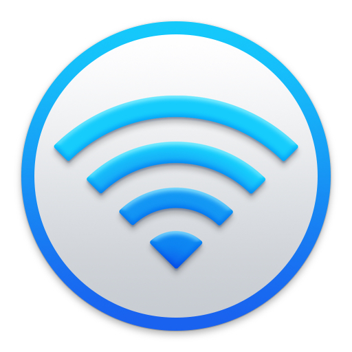 macOS Airport Utility icon