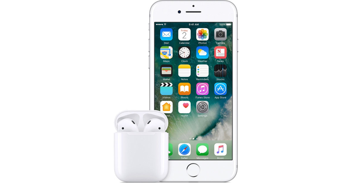 Apple Releases AirPods Firmware 3.7.2