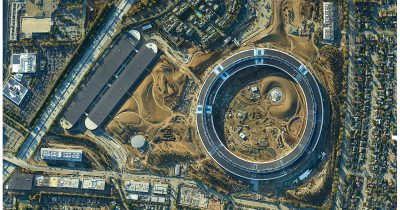 SkyIMD's 1.7-gigapixel Apple Campus 2 arial photo