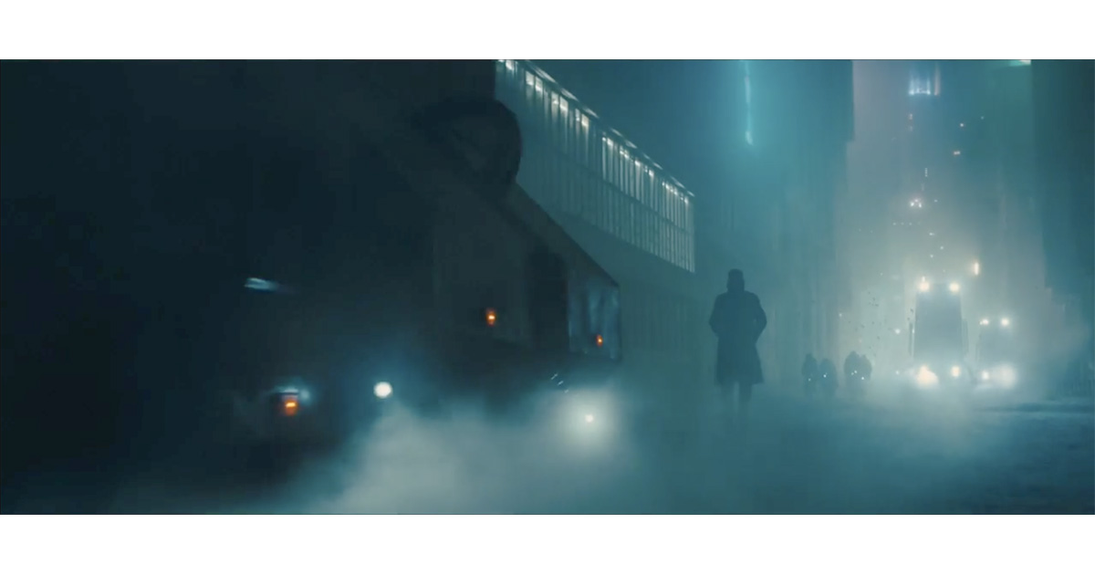 Blade Runner 2049 Teaser Trailer Hits the Web