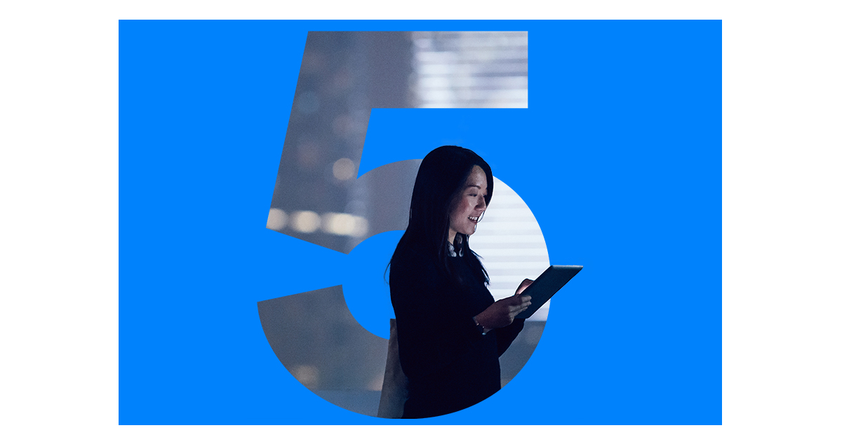 Bluetooth 5: It's All About the Internet of Things