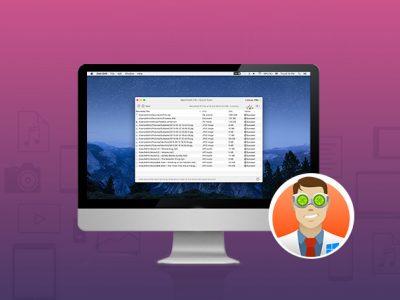 Disk Drill PRO 3 on Mac