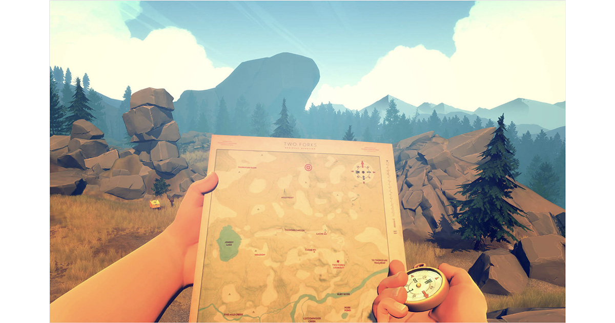 Firewatch Comes to Mac App Store