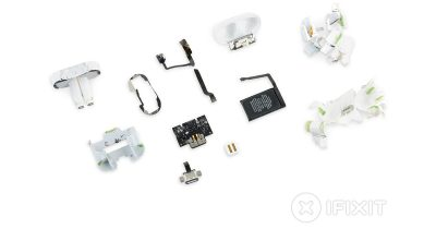 iFixit tears down Apple's AirPods and AirPods case