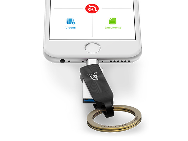 iKlips DUO+ Dual Interface Flash Drive: $69.99