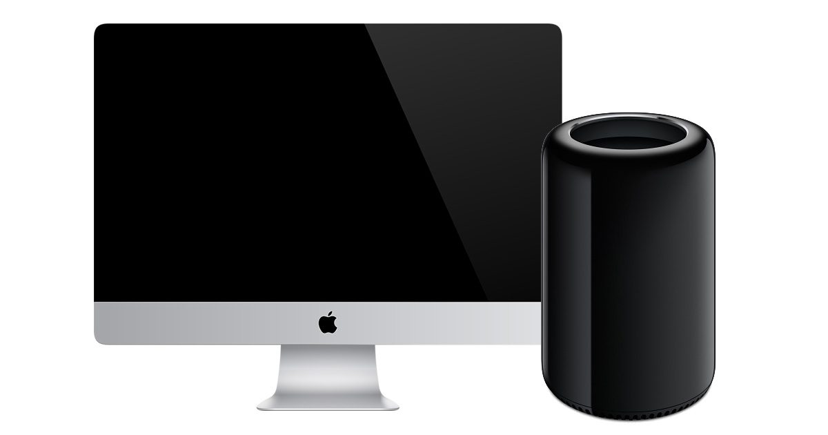 Apple CEO Tim Cook says new desktop computers are coming