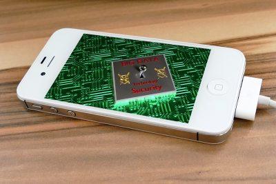 Generic image of unlocking an iPhone.