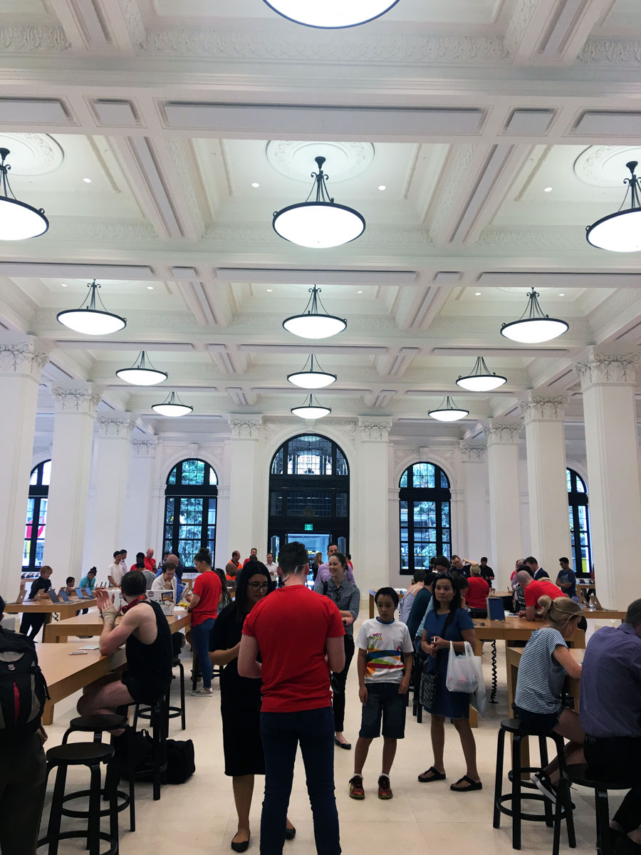 Apple Brisbane