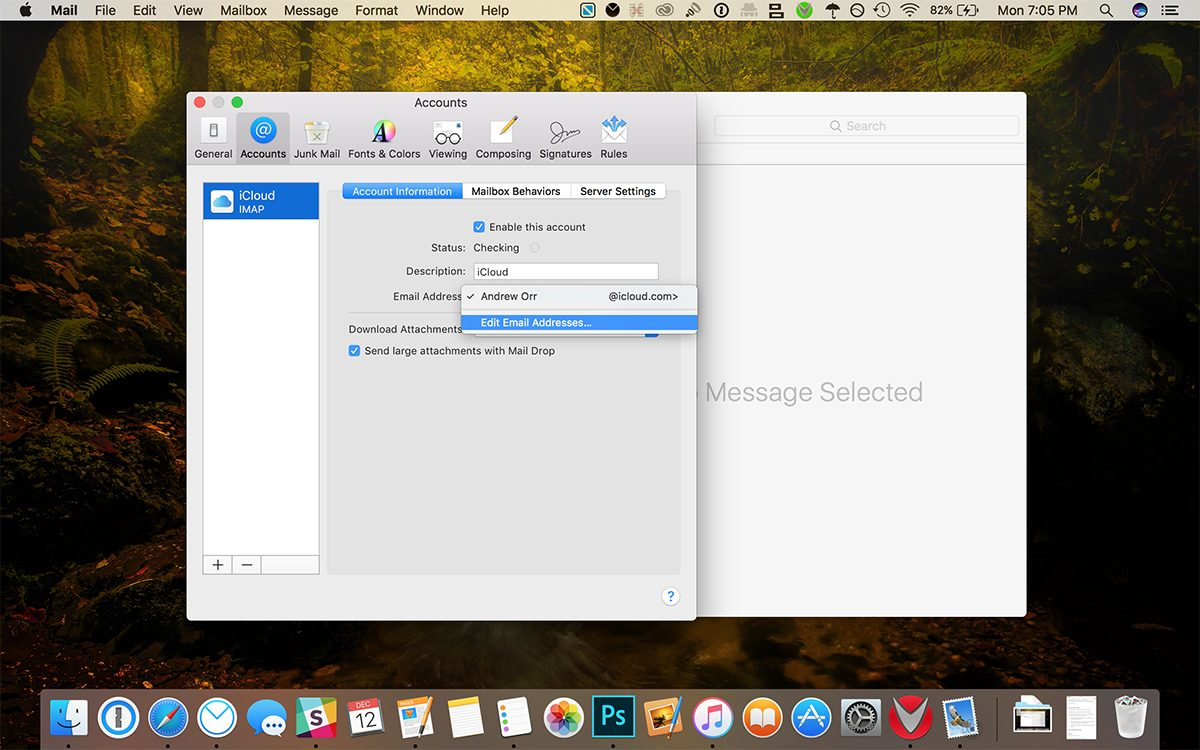 How To Use Email Aliases In Apple Mail [Update] - The Mac