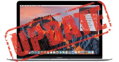 macOS Sierra 10.12.2 fixes Touch Bar MacBook Pro video issue