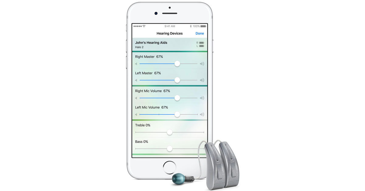 iOS 10.2 Fixed Issues With MFi Hearing Aids