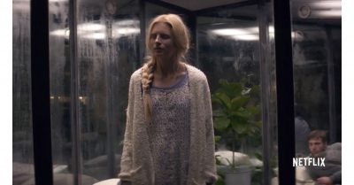 Screenshot from The OA