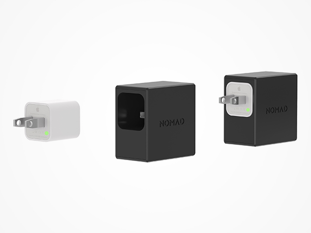 NomadPlus Smartphone Wall Charger and Battery Pack: $18.99