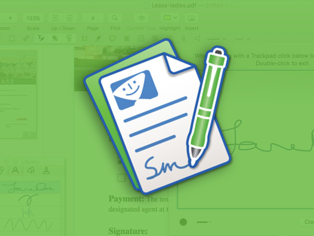 PDFpen 8: All-Purpose PDF Editor for Mac: $37