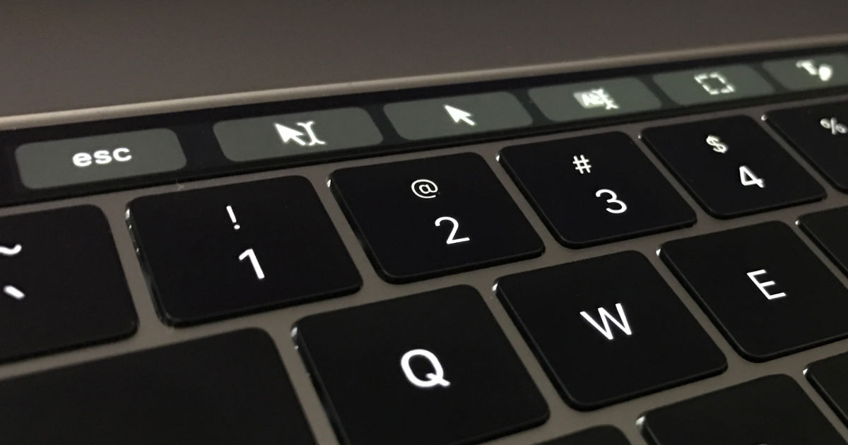 PDFpen 8.3 gets MacBook Pro Touch Bar Support