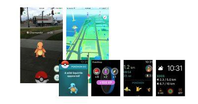 Pokémon GO for Apple Watch