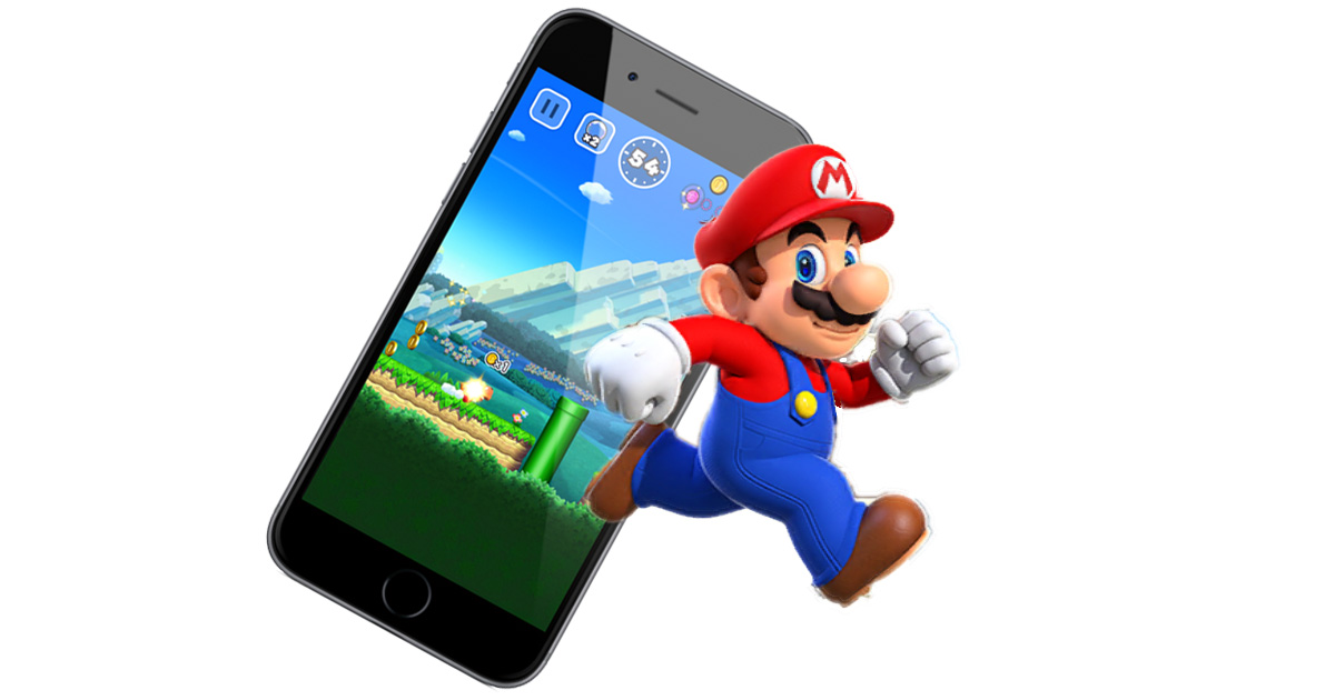 Nintendo's Super Mario Run clears 40 million downloads in the first four days