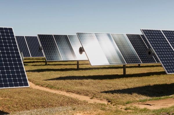 Apple solar array