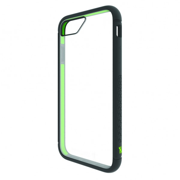 Bodyguardz Contact case uses Unequal® impact gel and Kevlar® to protect your iPhone.