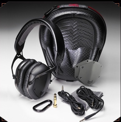 V-Moda Crossfade LP2 headphones.