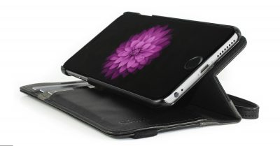 Silk Innovation's Folio Wallet is reasonably priced and has plenty of room for stuff.