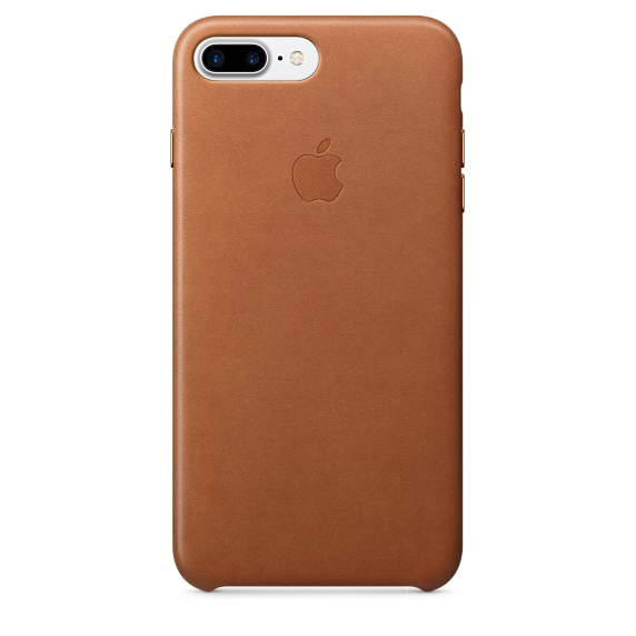Apple's Leather case is understated, elegant, and ever so stylish.