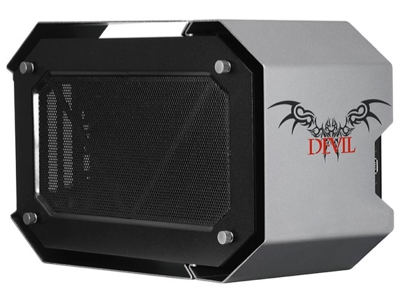 The Devil Box Enables Solid Thunderbolt 3 Graphics Expansion