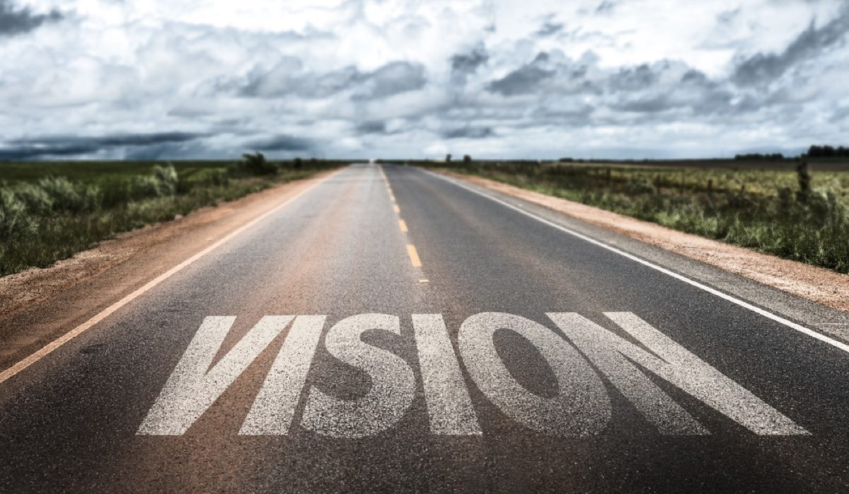 Vision and road ahead.