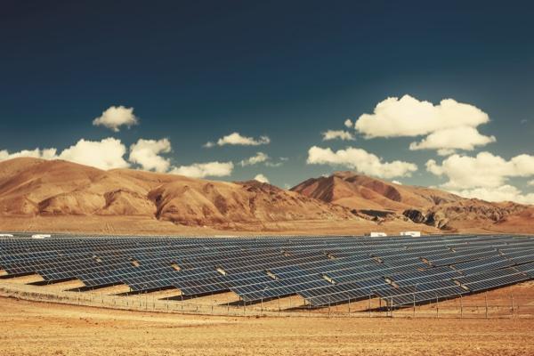 Solar Power Farm