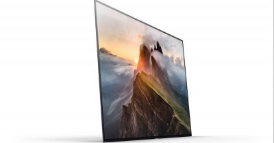 Sony XBR-A1E 4K/UHD TV