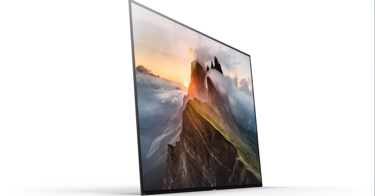 Sony Announces Prices & Availability of its OLED 4KTVs
