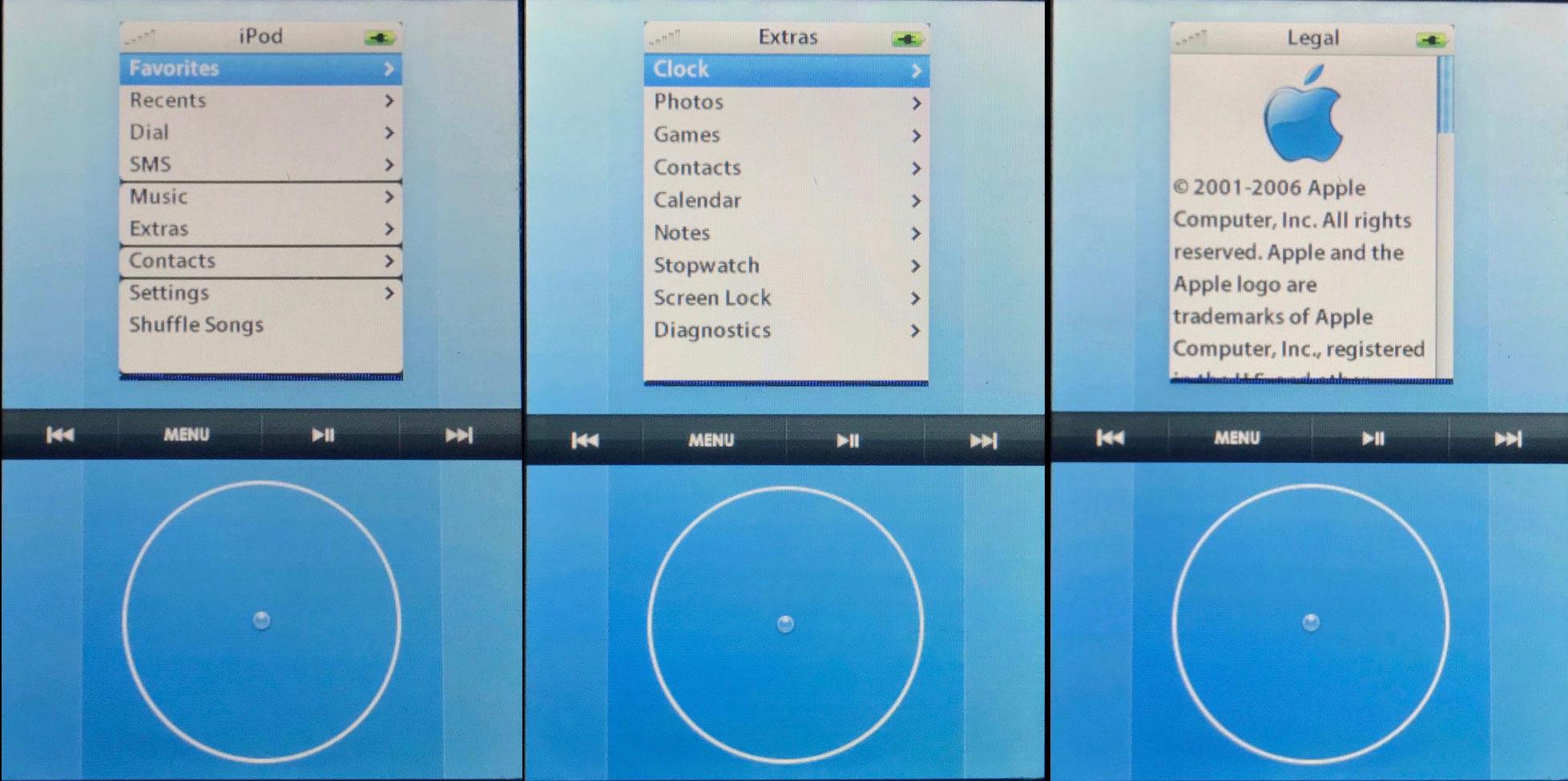 acorn os iphone prototype