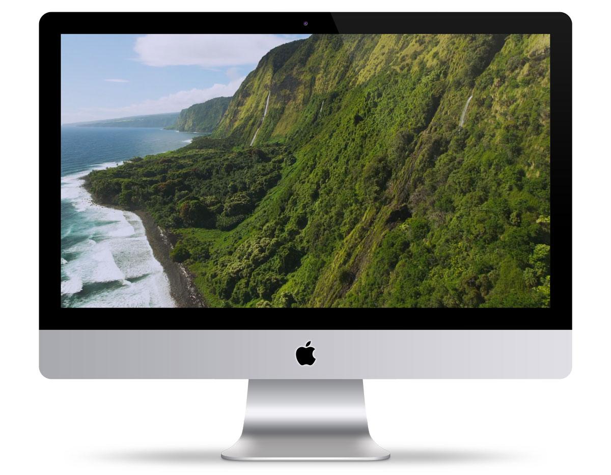 aerial mac screensaver