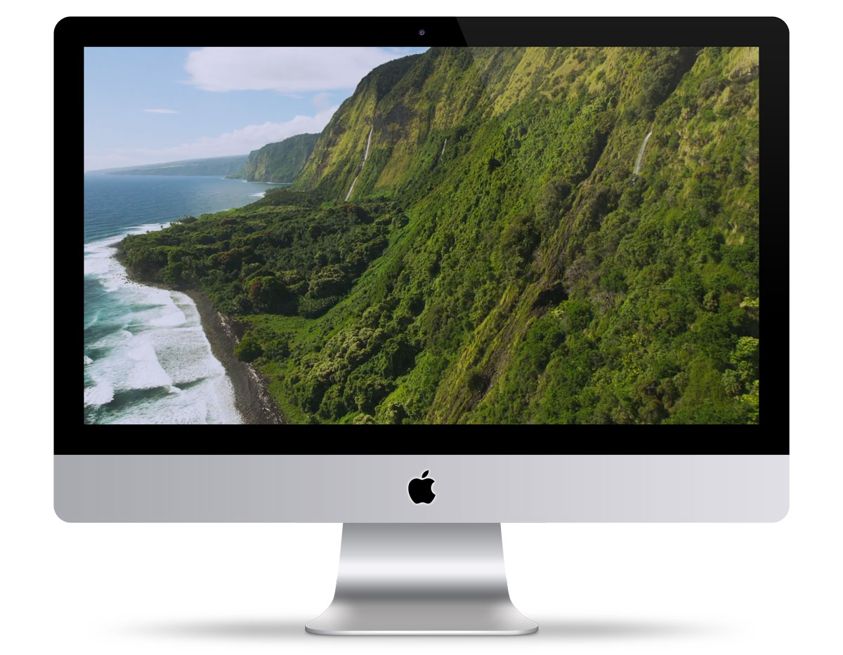 aerial mac screensaver