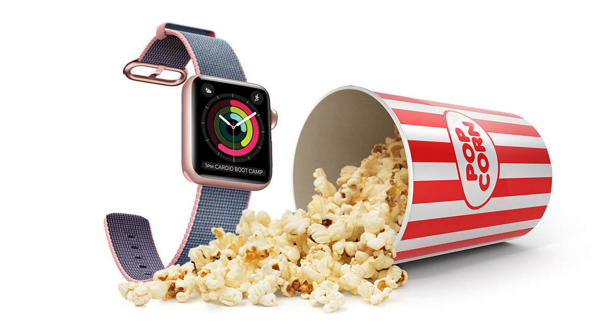 watchOS 3.2 adding Theater Mode to Apple Watch