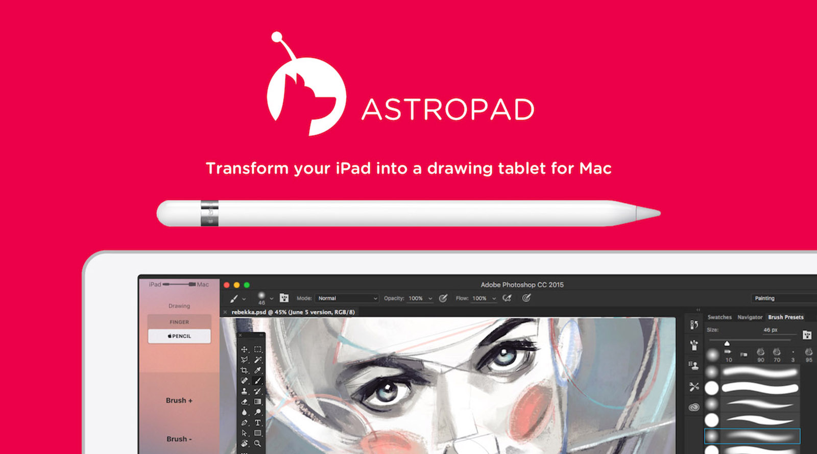 Astropad Studio Could Replace Your Wacom Tablet