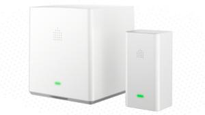 Aura Hub and Sensor