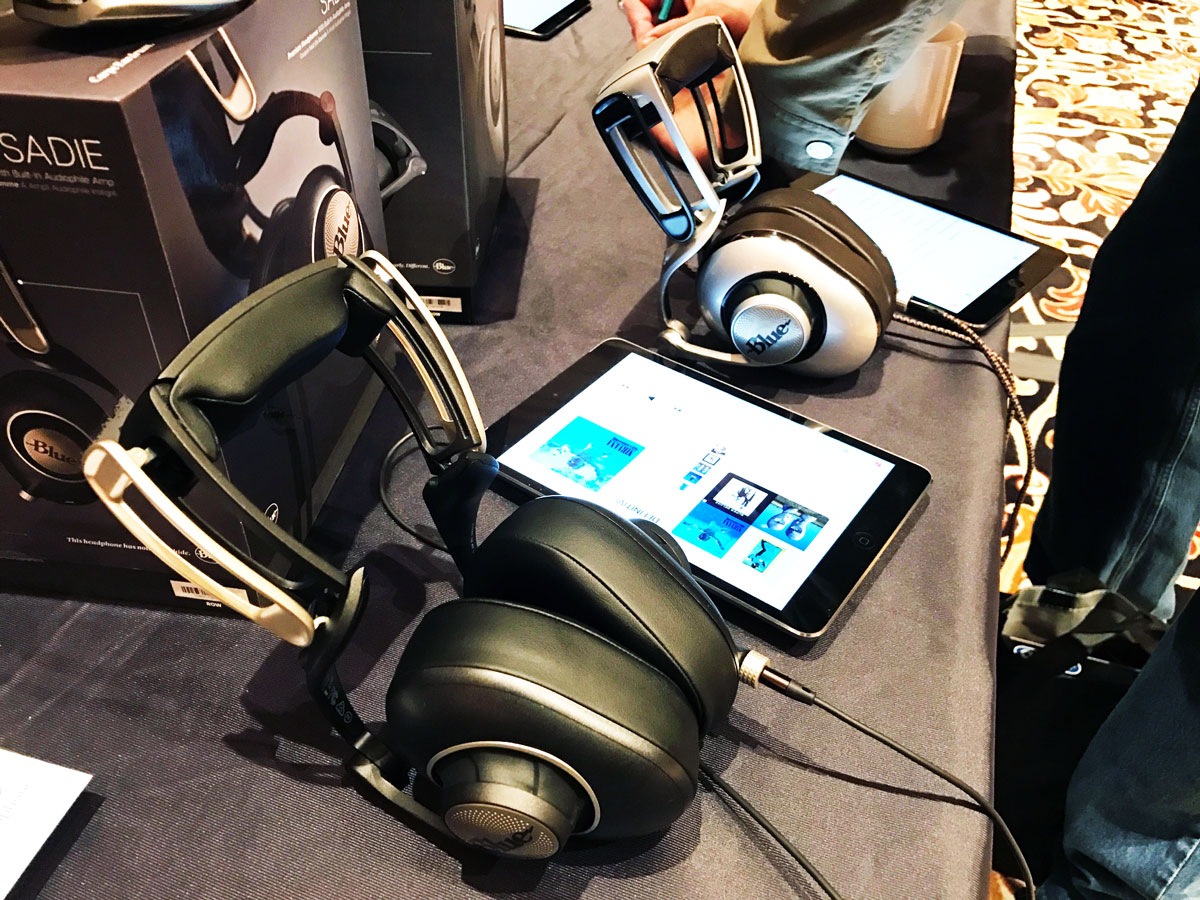 Blue Microphones Launches Sadie Headphones, Ella Headphones with Planar Speakers