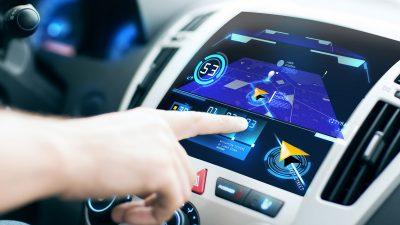 car navigation system