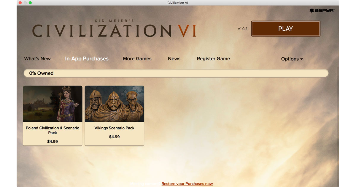 Civilization VI Gets Viking and Poland Expansions, Other Improvements
