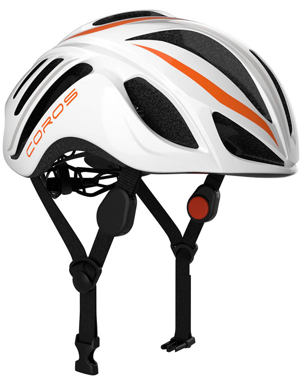 LINX smart cycling helmet from Coros